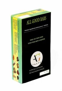 All Good Energy Bar