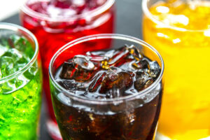 Artificially sweetened beverages