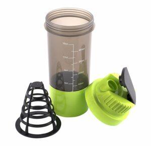 CP Bigbasket Cyclone Gym Shaker Water Bottle
