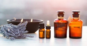 Healing with the Essential Oils