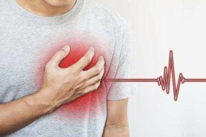 Increased risk of heart diseases