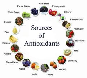 It has antioxidant properties
