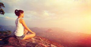 Meditation makes you a Detached Observer