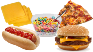 Processed food to Avoid