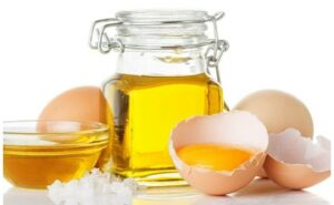 egg olive oil honey hair mask
