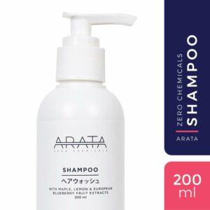 Arata Zero Chemicals Natural Shampoo