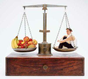 Attain a Balanced Weight