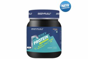 BodyFuelz Whey Protein,Chocolate