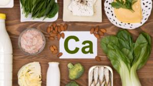 Calcium provides full Nutrition