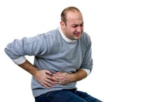 Dissolves kidney stones to an extent