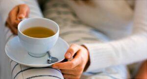 Drink a cup of Herbal Tea
