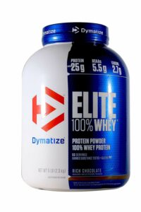 Dymatize Nutrition Elite Whey Protein Powder