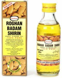 Hamdard Roghan Badam Shirin Sweet Almond Oil