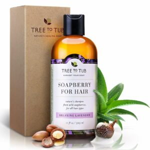 Organic Dandruff Shampoo-the Only Natural Shampoo that Naturally Hydrates