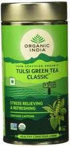 Organic India The Tulsi Green Tea