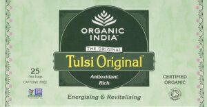 Organic India Tulsi Original Tea