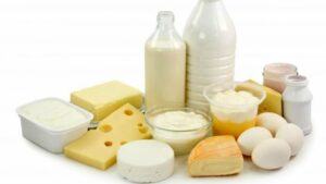 Dairy Products can replenish Bacteria