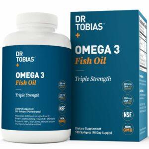 Dr. Tobias Triple Strength Omega