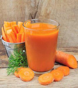 Dark Carrot juice