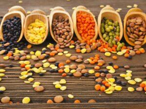Folic Acid rich Lentils