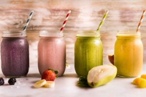 Highly Nutritious Protein Smoothies
