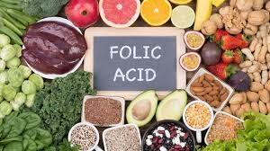 Mineral Rich Folic Acid