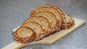 Whole Grain Bread as a Carbohydrates Source
