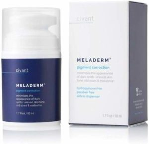 Civant Meladerm Skin Whitening and Lightening Uneven Skin-Tone