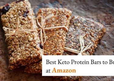 Best Keto Protein Bars to Buy at Amazon